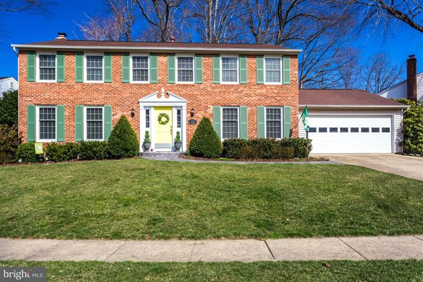 Colonial, Detached - BURKE, VA (photo 1)