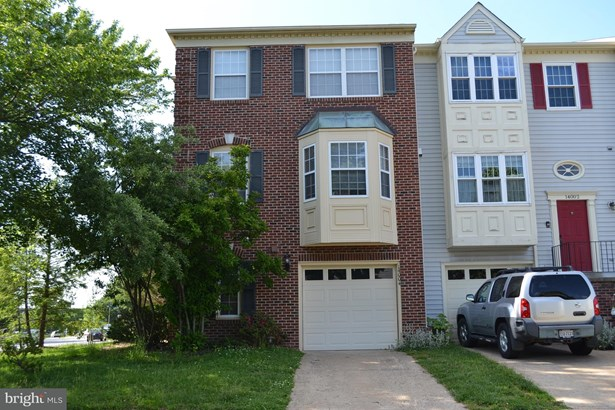 Colonial, End Of Row/Townhouse - CENTREVILLE, VA (photo 2)