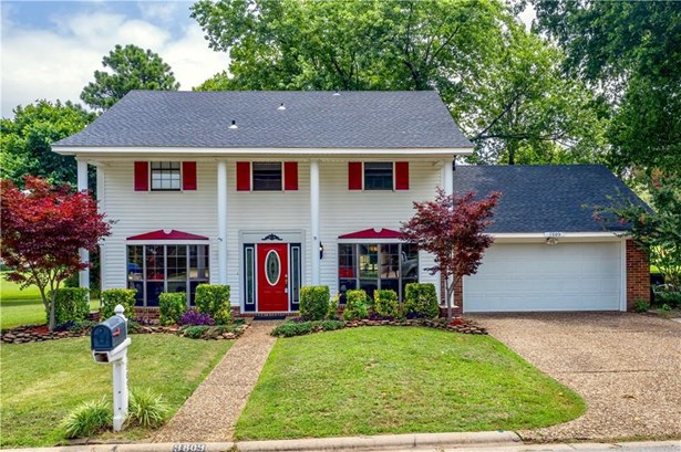 Traditional, House - Fort Smith, AR