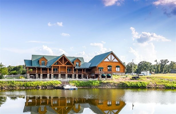 Country,Log Home,Ranch,Split Level, House - Muldrow, OK (photo 2)