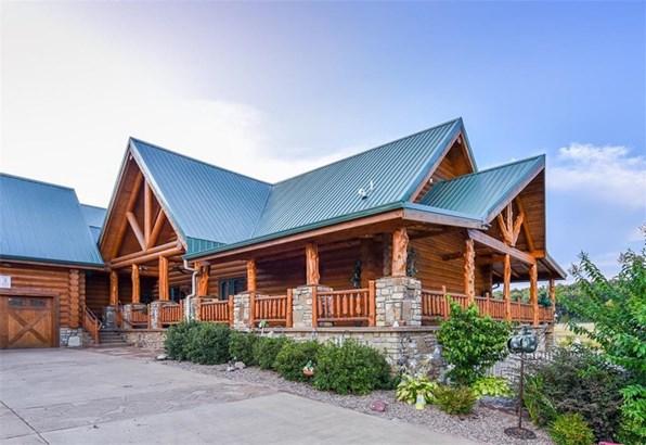 Country,Log Home,Ranch,Split Level, House - Muldrow, OK (photo 3)