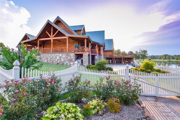 Country,Log Home,Ranch,Split Level, House - Muldrow, OK (photo 4)