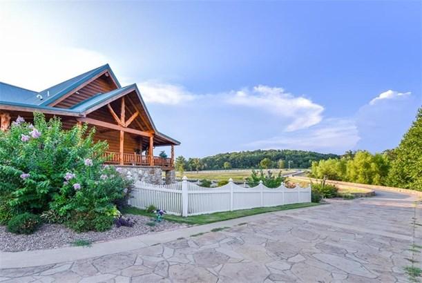 Country,Log Home,Ranch,Split Level, House - Muldrow, OK (photo 5)