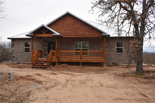 Traditional, House - Muldrow, OK (photo 1)