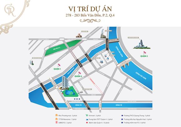 278 Bến Vân đồn, Phường 2, Quận 4, Hồ Chí Minh, вь G3-01, Ho Chi Minh City - VNM (photo 1)