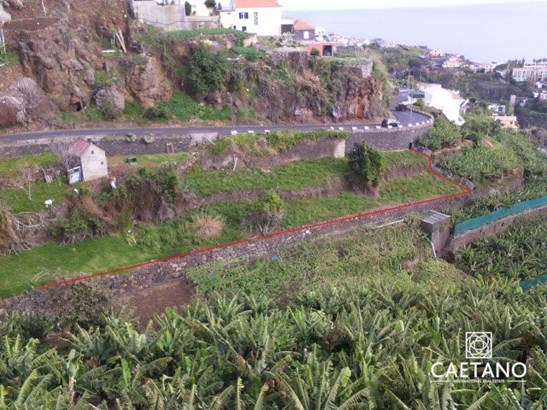 Sell plot with sea view in Ponta do Sol Foto #1