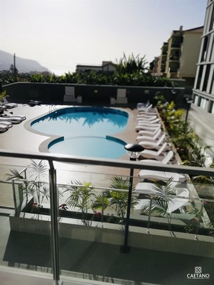 Apartment T2 with pool   Foto #1