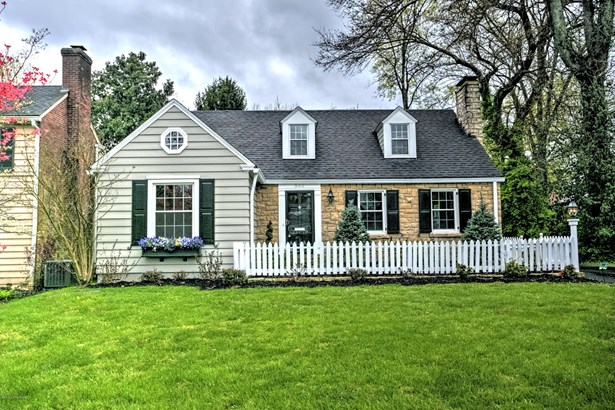 Cape Cod, Single Family Residential - Louisville, KY