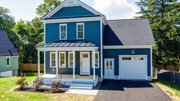 Single Family Residence, New Englander - South Portland, ME