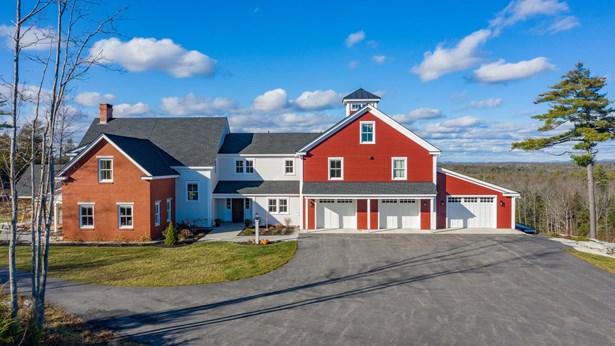 Single Family Residence, Farmhouse,New Englander - Pownal, ME