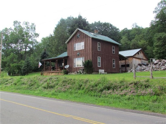 10388 Mosher Hollow Road, Cattaraugus, NY - USA (photo 1)