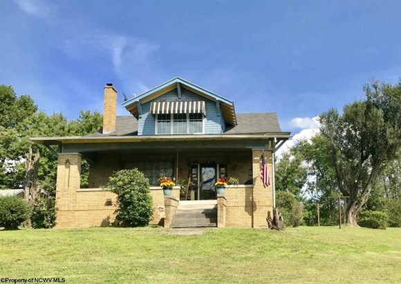 1042 Fort Martin Road, Maidsville, WV - USA (photo 1)