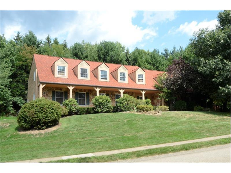 203 Chaucer Court South, Edgeworth, PA - USA (photo 1)