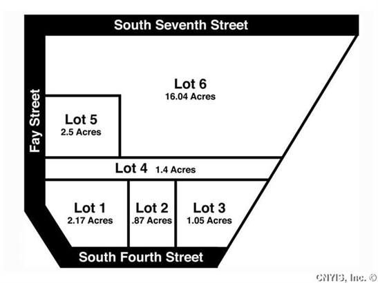 555 South Fourth Lot 5  Fay Street, Fulton, NY - USA (photo 1)