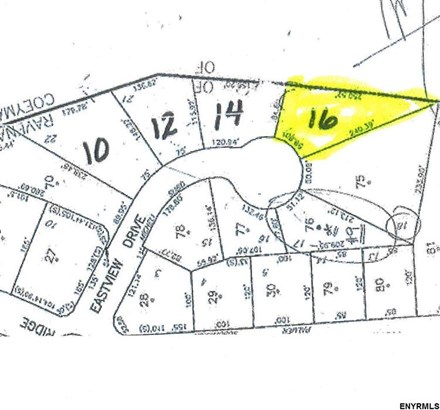 Lot #16 Eastview Dr, Ravena, NY - USA (photo 1)