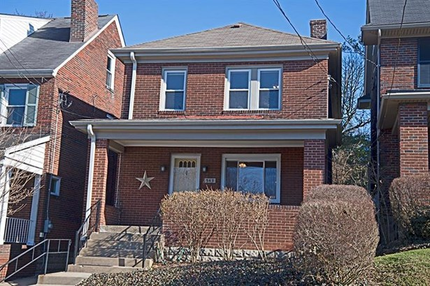 543 Hastings Street, Point Breeze, PA - USA (photo 1)