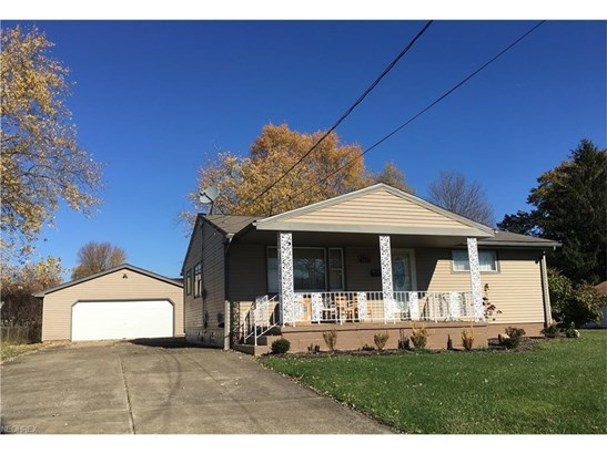 460 Sanderson Ave, Campbell, OH - USA (photo 1)