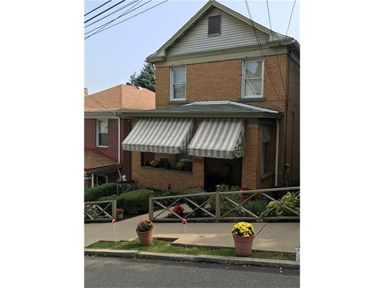 1645 Fallowfield Ave, Beechview, PA - USA (photo 1)