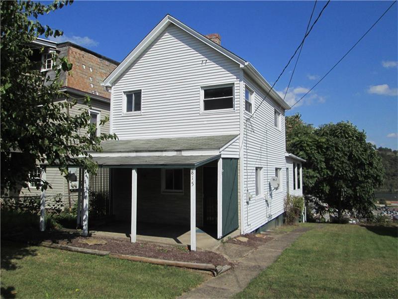 815 Lookout Avenue, Charleroi, PA - USA (photo 2)