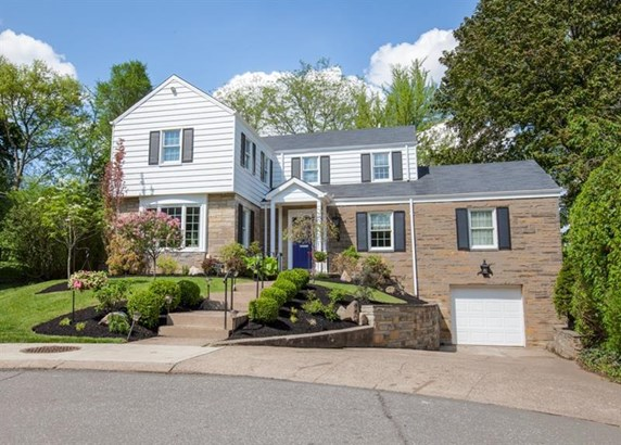 1166 Beechwood Court, Squirrel Hill, PA - USA (photo 1)