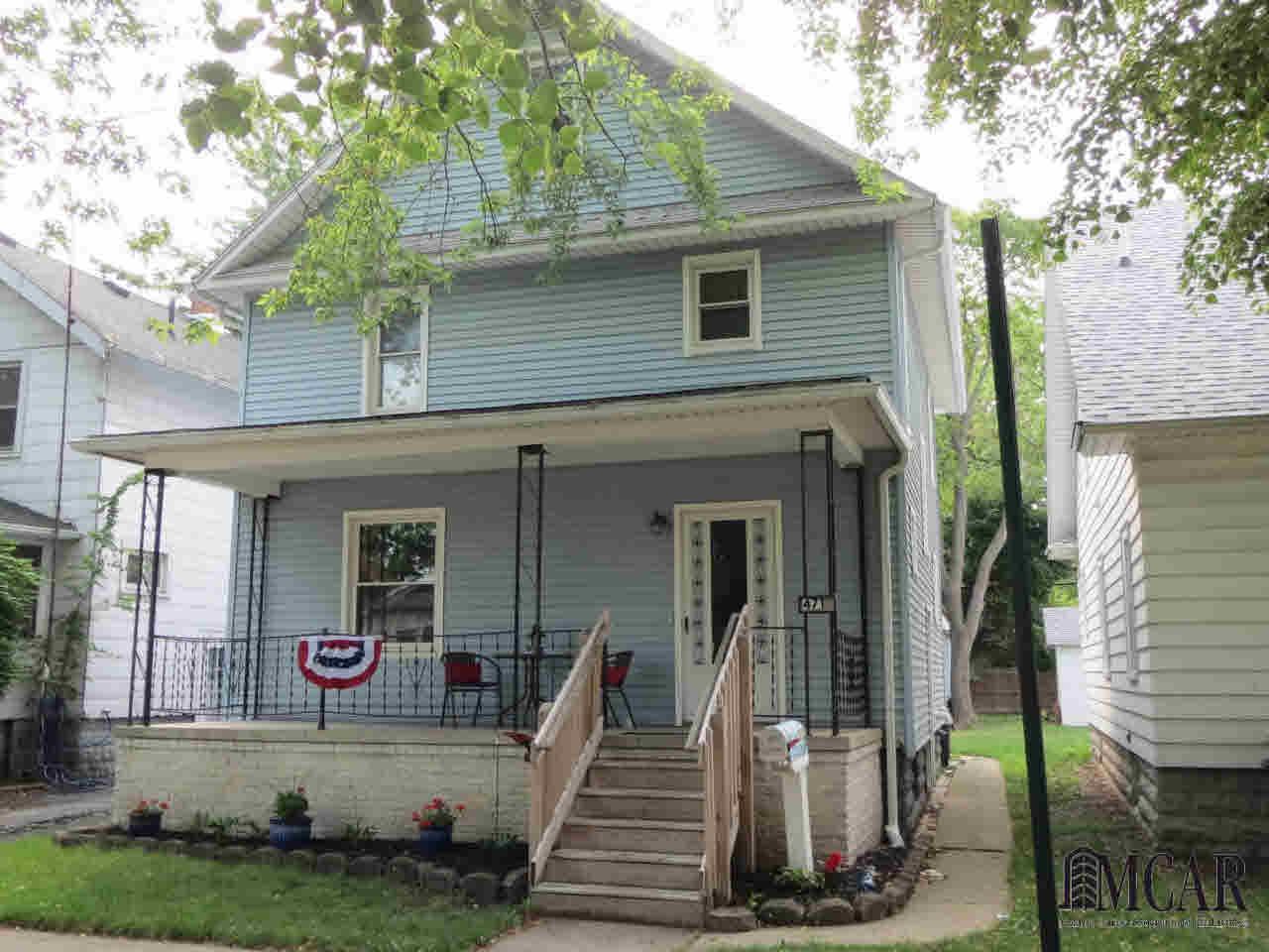 471 Riverview Ave, Monroe, MI - USA (photo 1)