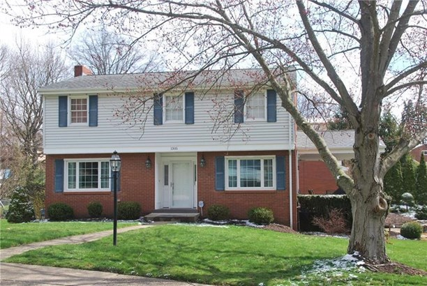 1305 Firwood Drive, Mount Lebanon, PA - USA (photo 1)