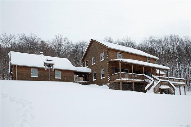 6545 Woodard Road, Ellicottville, NY - USA (photo 1)