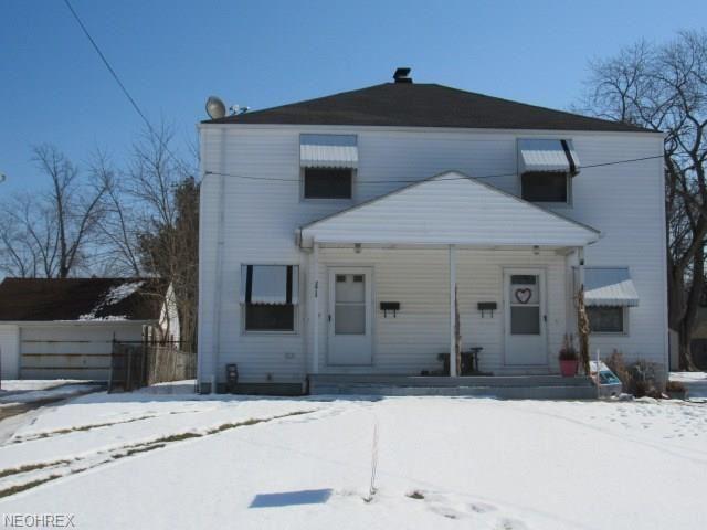 3913/3915 Gary Ave, Lorain, OH - USA (photo 1)