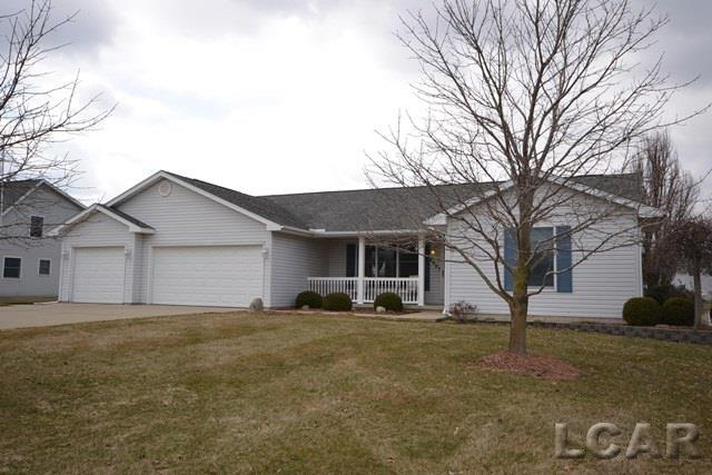 6607 Hidden Lane, Tecumseh, MI - USA (photo 1)