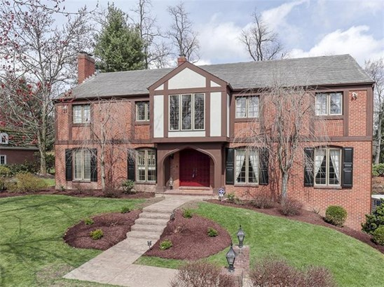 1401 Candlewood Drive, Upper St. Clair, PA - USA (photo 1)