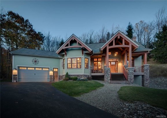 6652 Plum Creek Road, Ellicottville, NY - USA (photo 1)
