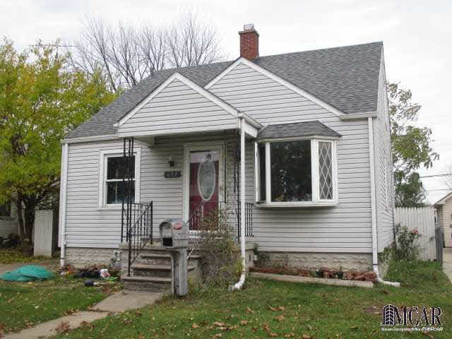 601 Toledo Ave, Monroe, MI - USA (photo 1)