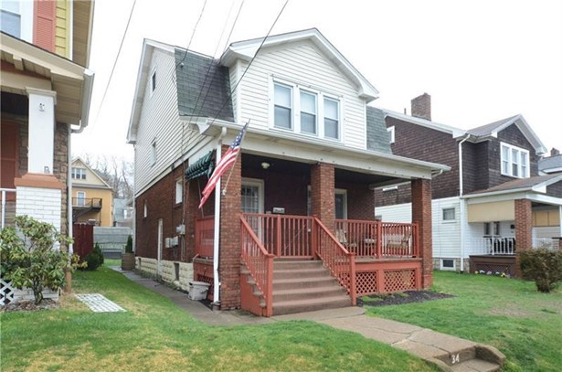 34 Evans Ave, Ingram, PA - USA (photo 2)