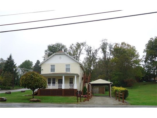216 Bull Run Road, Brownsville, PA - USA (photo 1)