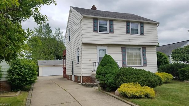1533 Fruitland Ave, Mayfield Heights, OH - USA (photo 1)