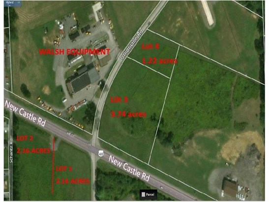 Lot 3 & 4 New Castle Rd, Prospect, PA - USA (photo 1)