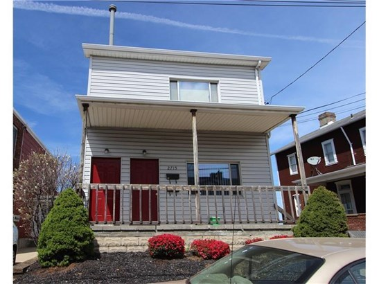 2715 Cobden Street, Southside, PA - USA (photo 1)