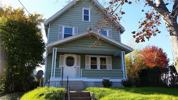 258 Kryder Ave, Akron, OH - USA (photo 1)