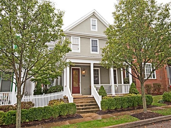 1107 Crescent Place, Squirrel Hill, PA - USA (photo 1)