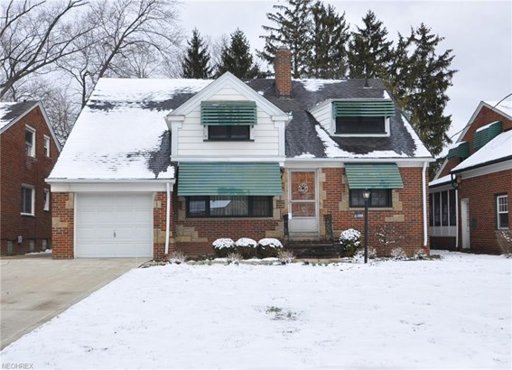 21358 Eaton Rd, Cleveland, OH - USA (photo 1)