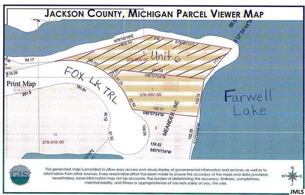 Unit 6 Fox Lake Trail, Horton, MI - USA (photo 1)