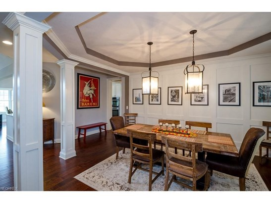 Detailed with Wainscot Paneled Wall and Hardwood Floors. (photo 3)