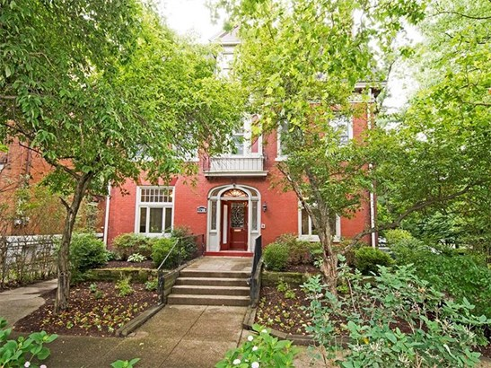 5700 Bartlett St, Squirrel Hill, PA - USA (photo 1)