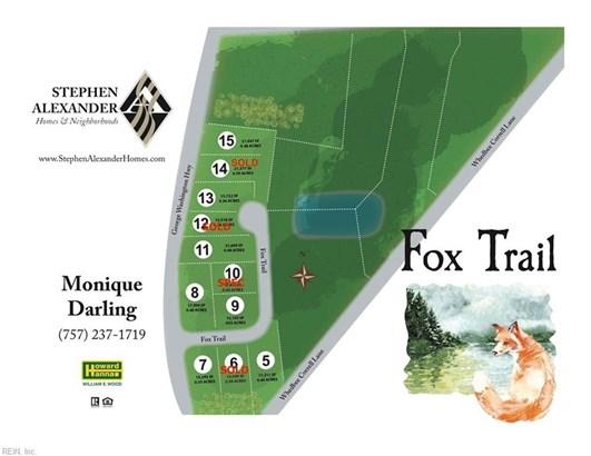Cott Bayou I Fox Trl, Chesapeake, VA - USA (photo 3)