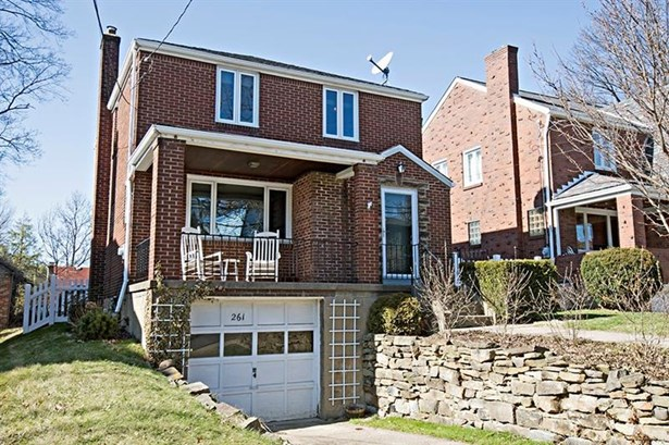 261 Whipple Street, Squirrel Hill, PA - USA (photo 1)