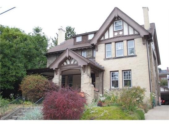 5831 Marlborough, Squirrel Hill, PA - USA (photo 1)