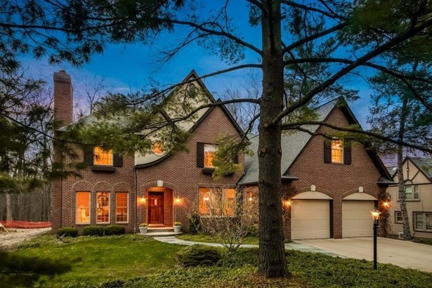 6 Ridgemor Drive, Ann Arbor, MI - USA (photo 1)