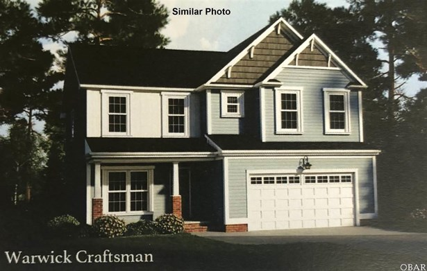121 Lilly Road Lot #3, South Mills, NC - USA (photo 1)