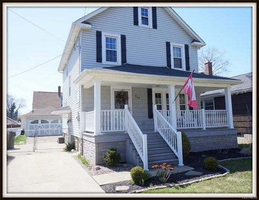 764 Payne Ave., North Tonawanda, NY - USA (photo 1)