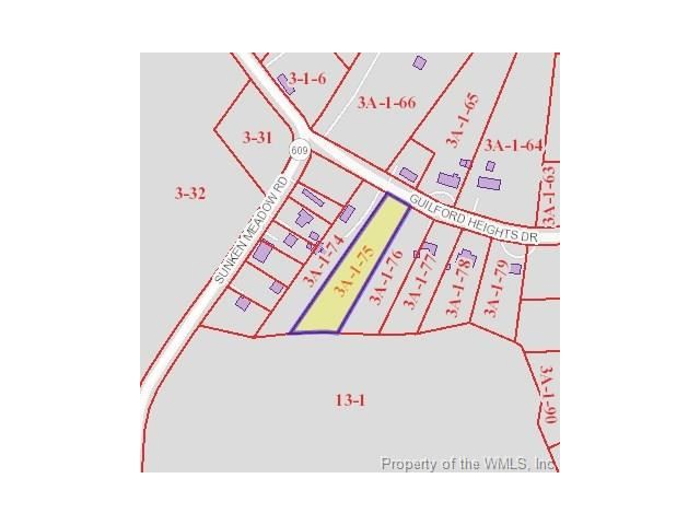 Lot 75 Guilford Heights Drive, Surry, VA - USA (photo 1)